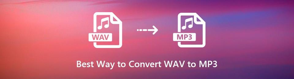 Конвертировать wav в mp3